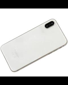 iphone X Back cover OEM Gold  (Big camera Hole Size)