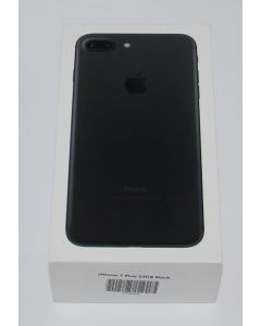 Iphone 7 plus 32 GB Black Open Box