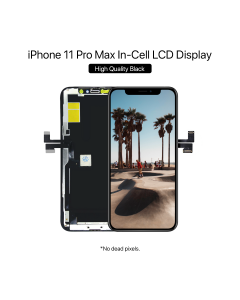 iPhone 11 Pro Max  In-Cell LCD Display High Quality