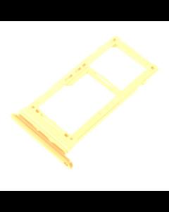 Samsung Galaxy S10-S10 Plus Sim Card Holder Yellow