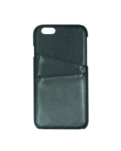 Fitted Leather Case For iPhone 6/6S Black