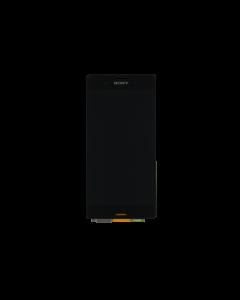 Sony Xperia Z3 LCD Display Black