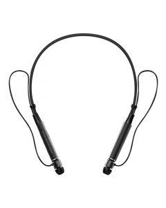 Z6000 Sweatproof Neckband Bluetooth Headset Sport Earphone HIFI Stereo Calls Remind Headphone Black
