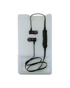 AWEI A920BL Earphones Black/Black