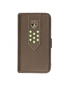 Lamborghini Back Cover Samsung Galaxy S3 Black/Green Circles