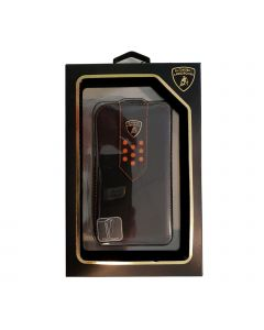 Lamborghini Samsung Galaxy S3 Black/Orange Circles