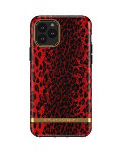 Richmond & Finch Red Leopard, iPhone 11 Pro