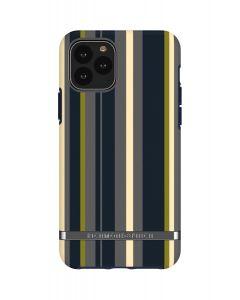 Richmond & Finch Navy Stripes, iPhone 11 Pro