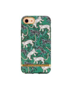Richmond & Finch Mobilskal  iPhone 6/6S/7/8 Green Leopard