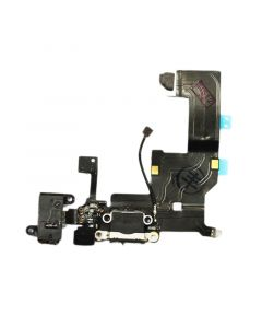 iPhone 5 Charge & Audio Flex Black