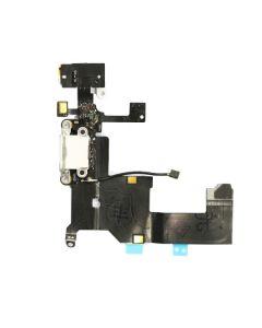 iPhone 5 Charge & Audio Flex White