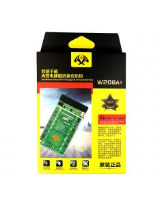 W208A+ Smartphone Battery Fast Charging and Activated 2in1 Tool