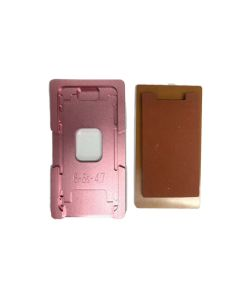 Metal Mould and Laminating Mat for iPhone 6/6S LCD Screen Positioning