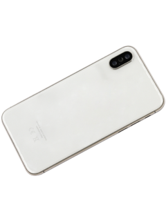 iphone X Back cover OEM Gold  (Big camera Hole Size)
