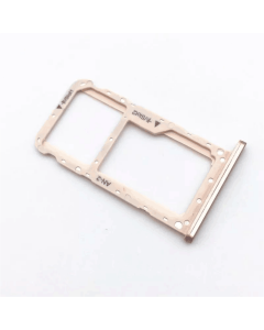 Huawei P 20 Sim Card Holder Gold