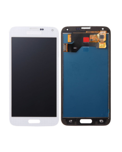 Samsung Galaxy S5 SM-900F LCD Display Assembly white