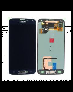 Samsung SM-G900F S5 LCD Complete Black (OEM)