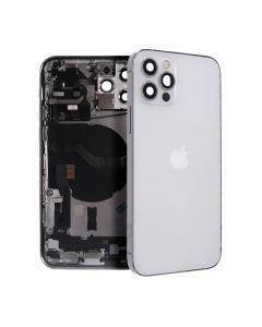 iPhone 12 Pro Back Cover Original Sliver