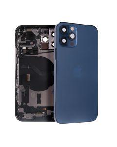 iPhone 12 Pro Back Cover Original Navy Blue