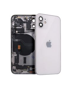 iPhone 12 Back Cover Original White