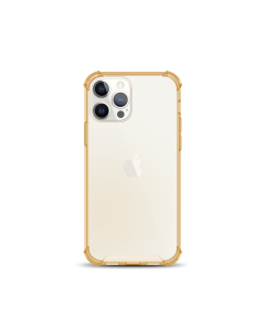 Apple iPhone 12 Pro Max Shockproof Case Gold