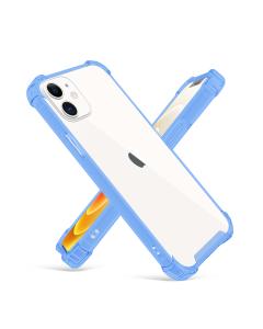 Apple iPhone 12 Mini Shockproof Case Blue