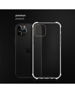 Apple iPhone 12 Pro Max Shockproof Case Transparent