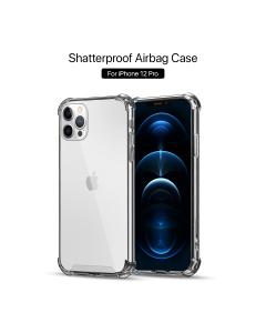 Apple iPhone 12 / 12 Pro Shockproof Case Black