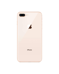 iPhone 8 Plus Back Cover OEM Gold(Big Camera Hole Size)