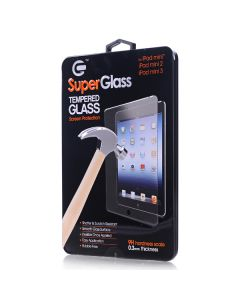 iPad mini 1/2/3 Super Glass 0.3mm in a Box