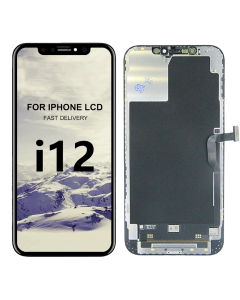 iPhone12 Pro Max LCD Display Original Black Take From iPhone
