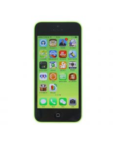New Mobile iPhone 5c, GSM, 16GB,Green, International