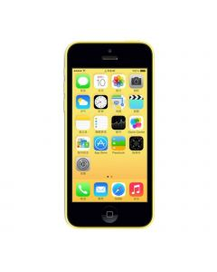 New Mobile iPhone 5c, GSM, 16GB,Yellow, International