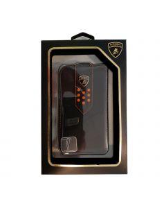 Lamborghini Samsung Galaxy S3 Black/Orange Circles