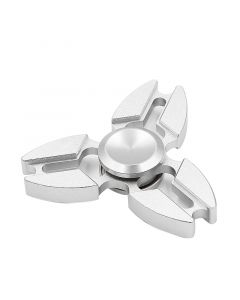 Spinner Triangle Silver