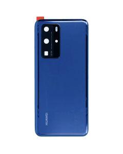 Huawei P40 Pro Back Cover Deep Sea Blue OEM