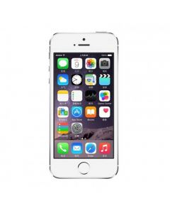 New Mobile iPhone 5s, GSM, 16GB,Silver, International