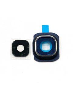 Samsung SM-G920F Galaxy S6 Camera Frame Blue
