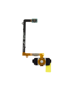 Samsung S6 G925 Edge Home Button Flex Gold