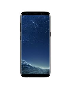 Galaxy S8 64GB Midnight Black Begagnad skick