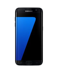 Samsung S7 Edge 64GB Svart Begagnat Skick