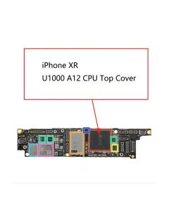 CPU A12 Cover U1000 For iPhone XS/XR/XS Max